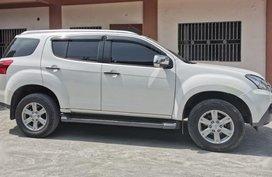 Isuzu Mu-X 2016 Automatic Diesel for sale in Marilao