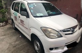 2011 Toyota Avanza for sale in Taguig