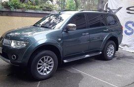Mitsubishi Montero Sport 2009 at 130000 km for sale in Quezon City