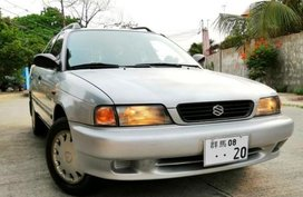 Selling 1997 Suzuki Esteem Wagon (Estate) for sale in Quezon City
