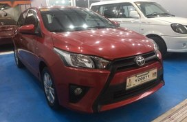 Selling Toyota Yaris 2016 Manual Gasoline in Quezon City