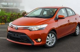 2017 Toyota Vios for sale in Las Piñas