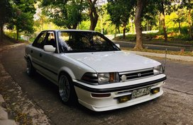 Toyota Corolla 1992 Manual Gasoline for sale in Quezon City