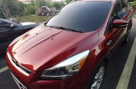 Selling Ford Escape 2016 at 20000 km in Quezon City