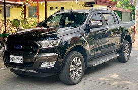 Selling 2nd Hand Ford Ranger 2017 in Las Piñas