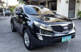 2nd Hand Kia Sportage 2013 Automatic Diesel for sale in Cebu City