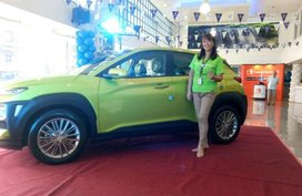 Brand New Hyundai KONA 2019 for sale in Quezon City