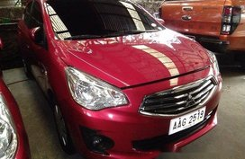 Selling Red Mitsubishi Mirage G4 2015 at 26339 km in Antipolo