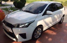 Selling Used Toyota Yaris 2016 in San Pedro
