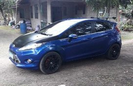 2nd Hand Ford Fiesta 2012 for sale in Muntinlupa