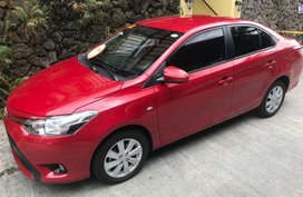Toyota Vios 2015 Manual Diesel for sale in Pasig