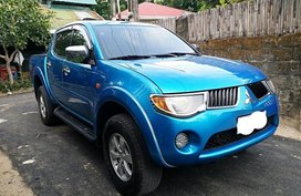 Selling Used Mitsubishi Strada 2007 at 100000 km in Bocaue