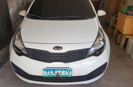 2nd Hand Kia Rio 2012 Manual Gasoline for sale in Zamboanga City