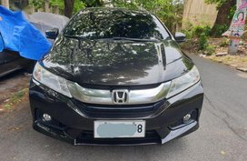 2nd Hand Honda City 2014 Automatic Gasoline for sale in Quezon City