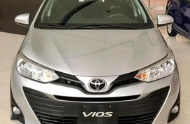 Selling Brand New Toyota Vios 2019 Manual Gasoline in Manila