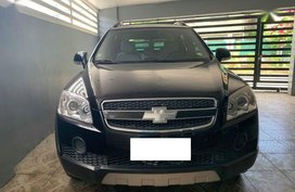 Chevrolet Captiva 2010 at 50000 km for sale in Iloilo City