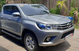Toyota Hilux 2017 Automatic Diesel for sale in Quezon City