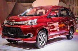 Sell Brand New 2019 Toyota Avanza in Cebu City
