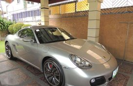 Selling 2nd Hand Porsche Boxster 2009 in Manila