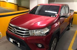 Selling Used Toyota Hilux 2016 in San Juan