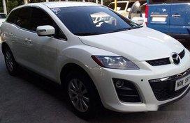 White Mazda Cx-7 2010 for sale in Automatic