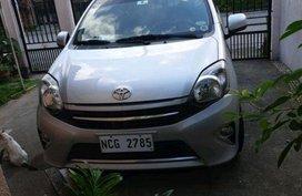2nd Hand Toyota Wigo 2016 for sale in Manila