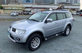 Selling 2nd Hand Mitsubishi Montero Sport 2012 Automatic Diesel at 60000 km in Pasig
