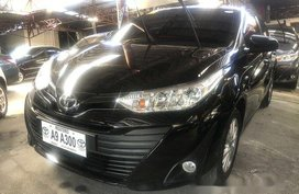 Selling Black Toyota Vios 2019 in General Salipada K. Pendatun