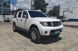 2nd Hand Nissan Navara 2012 at 60000 km for sale in Cebu City