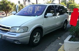 2nd Hand Chevrolet Venture 2003 for sale in Quezon City