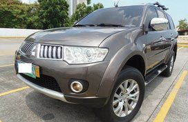 2011 Mitsubishi Montero for sale