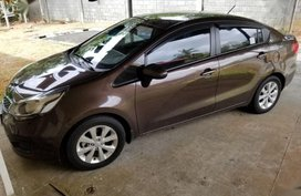 2nd Hand Kia Rio 2014 Manual Gasoline for sale in Silang