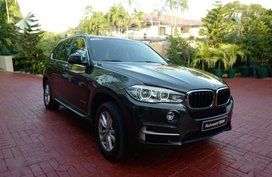 Selling 2nd Hand Bmw X5 2017 in Muntinlupa
