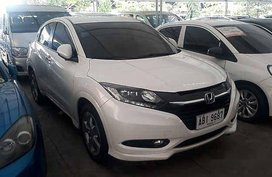 White Honda Hr-V 2015 Automatic Gasoline for sale