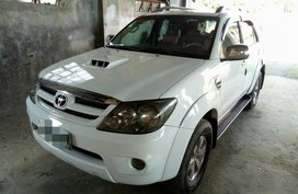 2nd Hand Toyota Fortuner 2006 at 92000 km for sale in La Trinidad