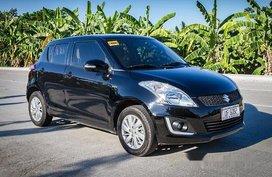 Black Suzuki Swift 2017 for sale in General Salipada K. Pendatun