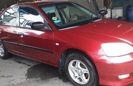 Honda Civic 2003 Automatic Gasoline for sale in Quezon City
