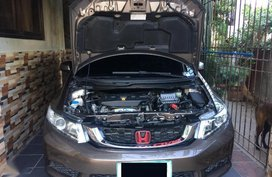 2nd Hand Honda Civic 2013 for sale in Calumpit