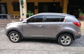 Selling 2nd Hand Kia Sportage 2012 Automatic Gasoline at 70000 km in Manila