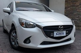 Selling 2nd Hand Mazda 2 2016 Automatic Gasoline at 20000 km in Malabon