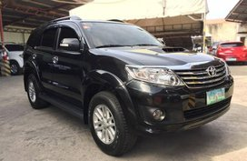 Selling 2nd Hand Toyota Fortuner 2013 in Mandaue