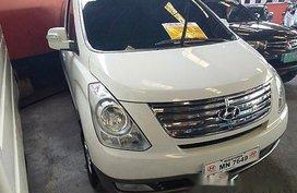 White Hyundai Grand Starex 2016 for sale