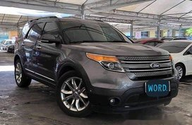 Selling Ford Explorer 2013 Automatic Gasoline in Makati