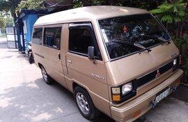 Selling 2nd Hand Mitsubishi L200 Van in Pasig
