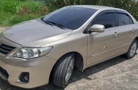 Selling 2nd Hand Toyota Altis 2011 in Concepcion