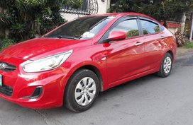 2nd Hand Hyundai Accent 2013 Sedan for sale in Las Piñas