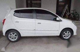 Selling Toyota Wigo 2015 Automatic Diesel in Consolacion