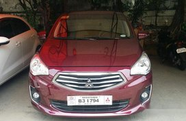 Selling Red Mitsubishi Mirage G4 2018 in Cainta
