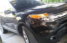 Selling 2nd Hand Ford Explorer 2015 Automatic Gasoline at 50000 km in Muntinlupa