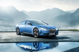 Meet the super electric vehicle: BMW i4 EV expected to come in 2022